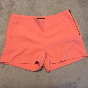 Banana Republic side zipper shorts